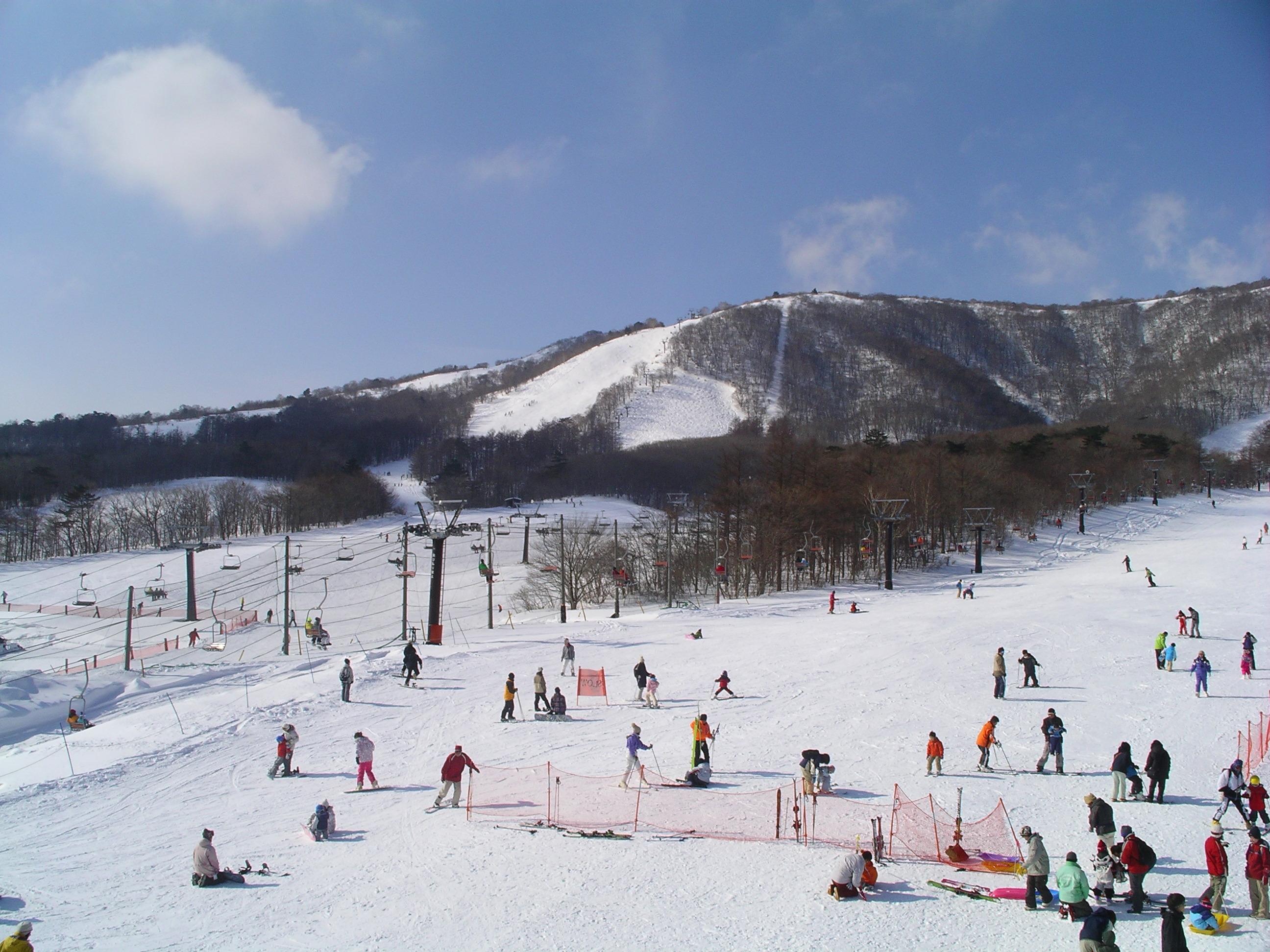 宮城のスキー場ランキング!子供にも安心なおすすめスポットや時期をご紹介