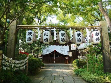 堀越神社(大阪)のアクセス・御朱印・ご利益は?情報を徹底調査!