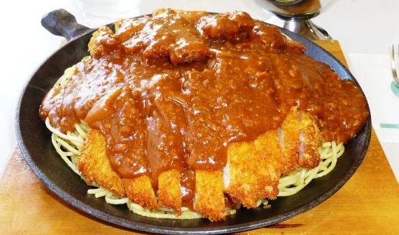釧路の「スパカツ」の店を厳選!名物グルメでどんな料理?大盛りあり!