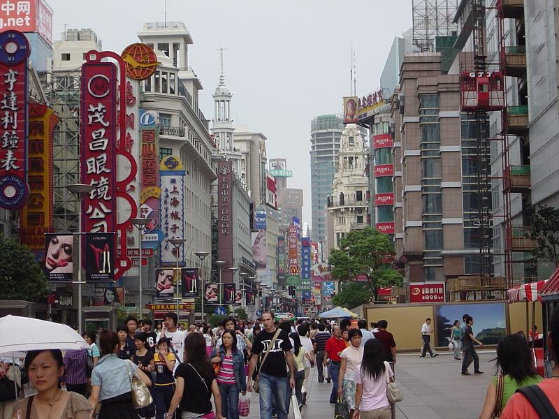 南京東路は上海一の繁華街!おすすめグルメスポット!火鍋に小籠包も!