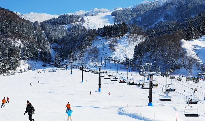 富山スキー場ランキングTOP7!人気は立山連峰の絶景!穴場でスノーボードも!