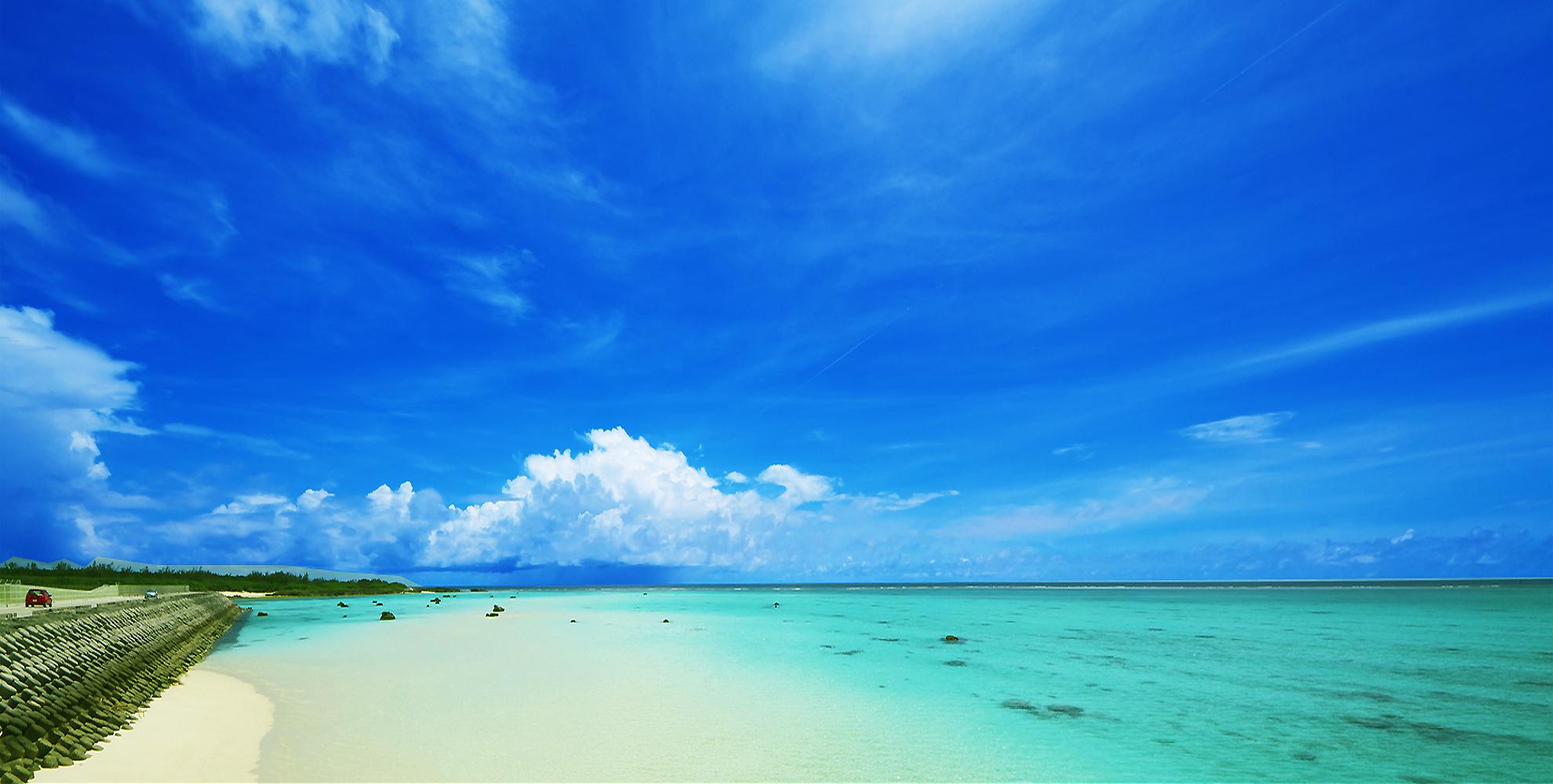 宮古島のビーチ6選!穴場のおすすめ隠れシュノーケルスポットもあり!