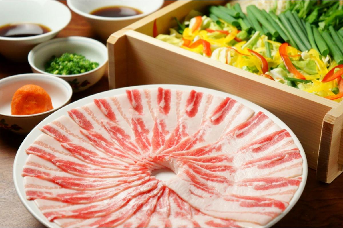 鹿児島の黒豚はしゃぶしゃぶで!おすすめの有名店や人気料理を紹介!