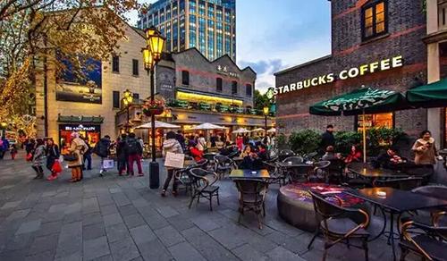 新天地は上海の人気スポット!グルメなレストランやバー・オシャレな店が!