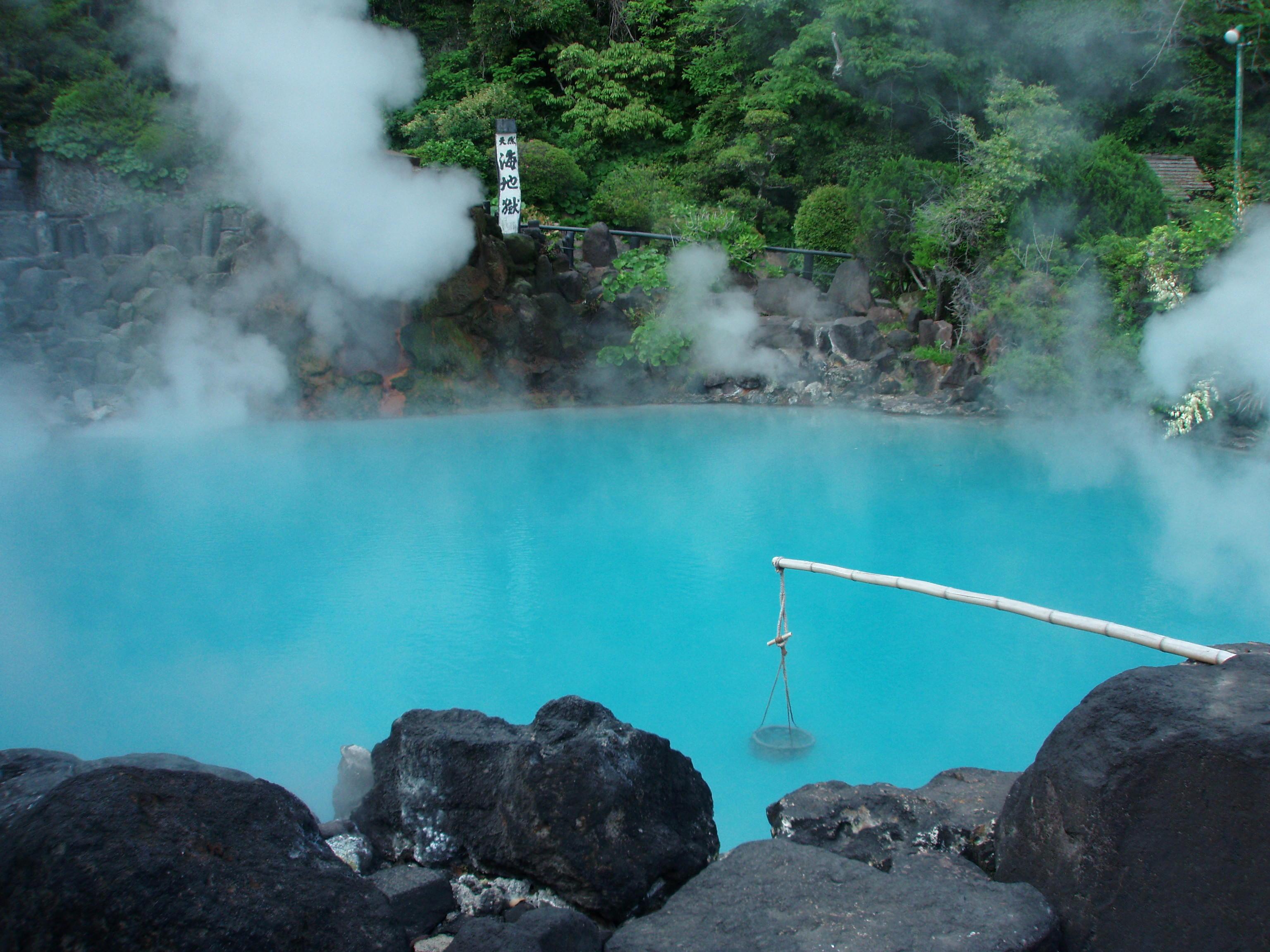 別府温泉は日帰りでもおすすめ!人気の温泉をまとめてご紹介