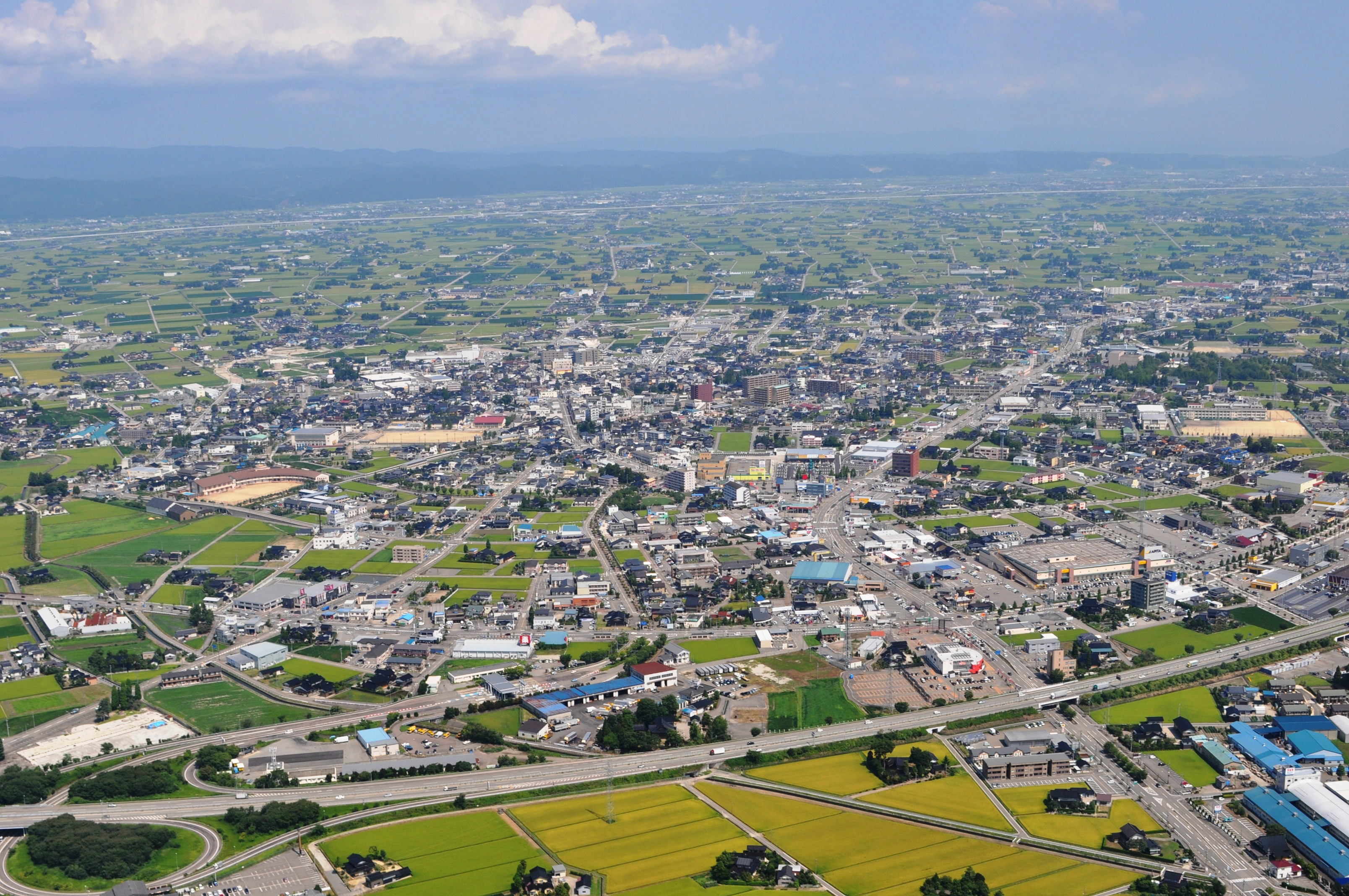 砺波市観光スポットご紹介!おすすめ穴場から人気の王道まで楽しもう!