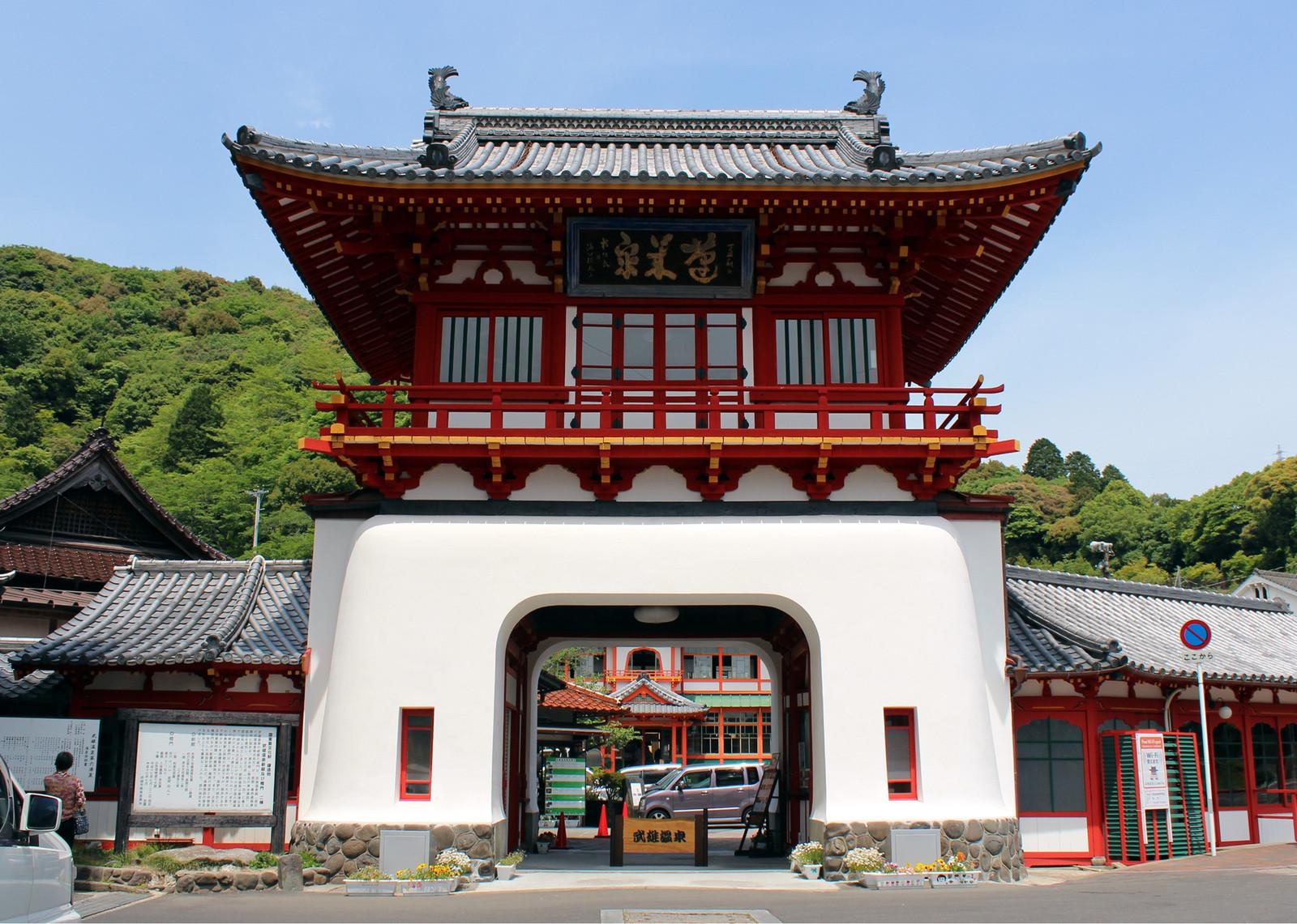 武雄温泉に宿泊できるホテルや旅館をご紹介!ランチなどのグルメも楽しめる