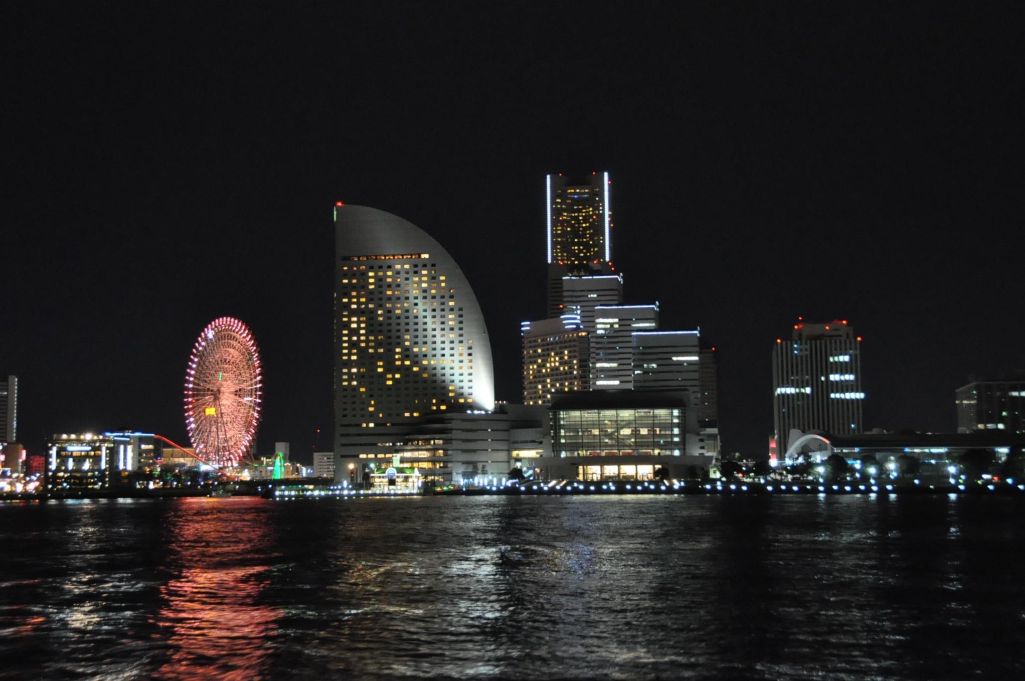 横浜をドライブするなら?夜景がきれいなコースやスポットを紹介!