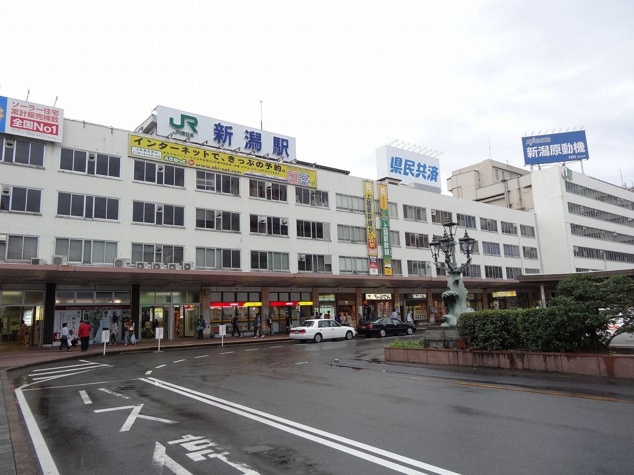 新潟駅周辺ホテルおすすめランキングTOP10!安い施設や温泉ありも!