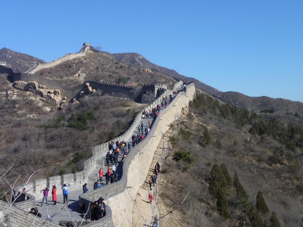 中国世界遺産!ランキングでご紹介!ここは観光地数最多保有国!