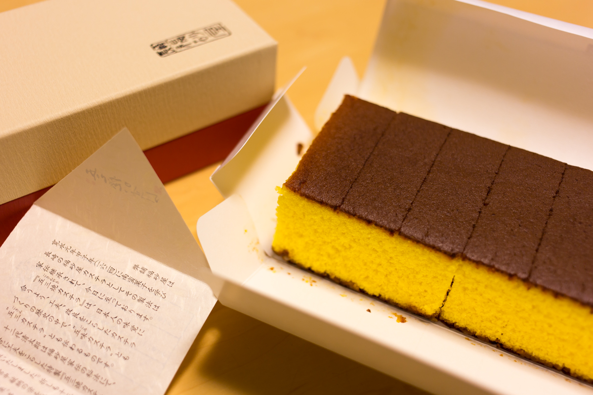 長崎はカステラで有名!老舗・人気・有名のお店を紹介!体験もできる?