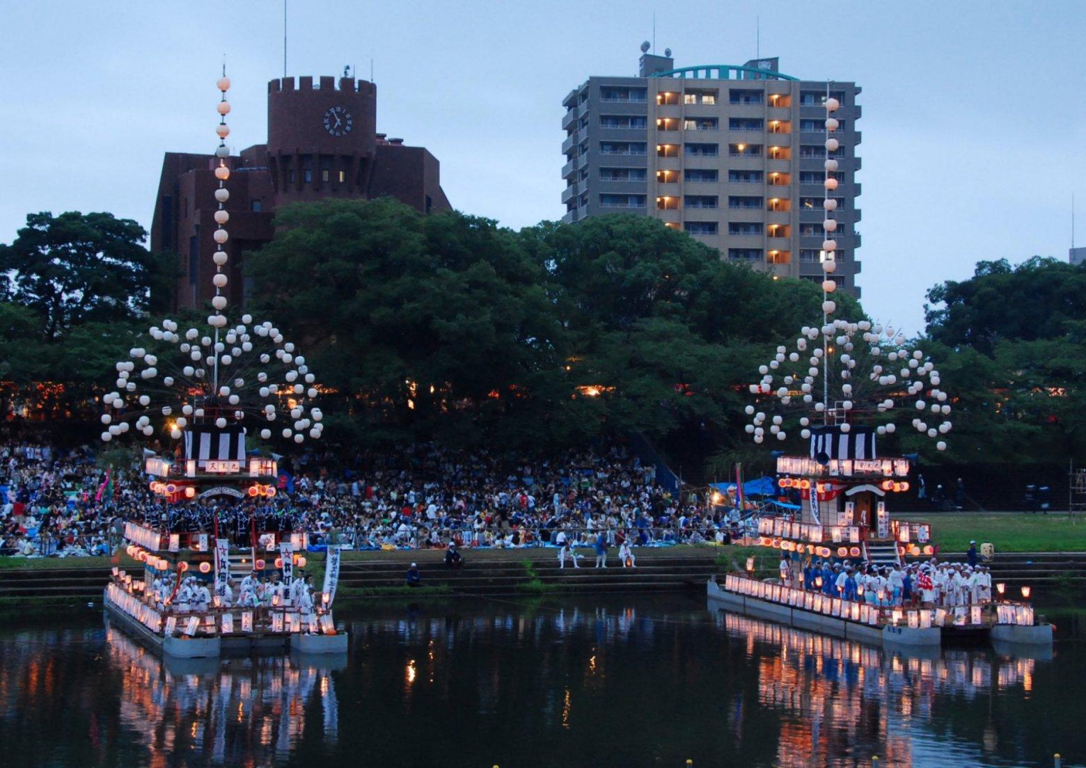 岡崎市の観光・デートスポットランキング!おすすめの名所から人気スポットまで!