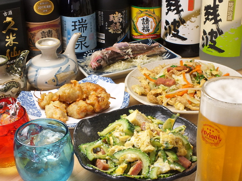 沖縄市の居酒屋特集!おすすめの安くて美味しい飲み放題のお店から人気店まで!