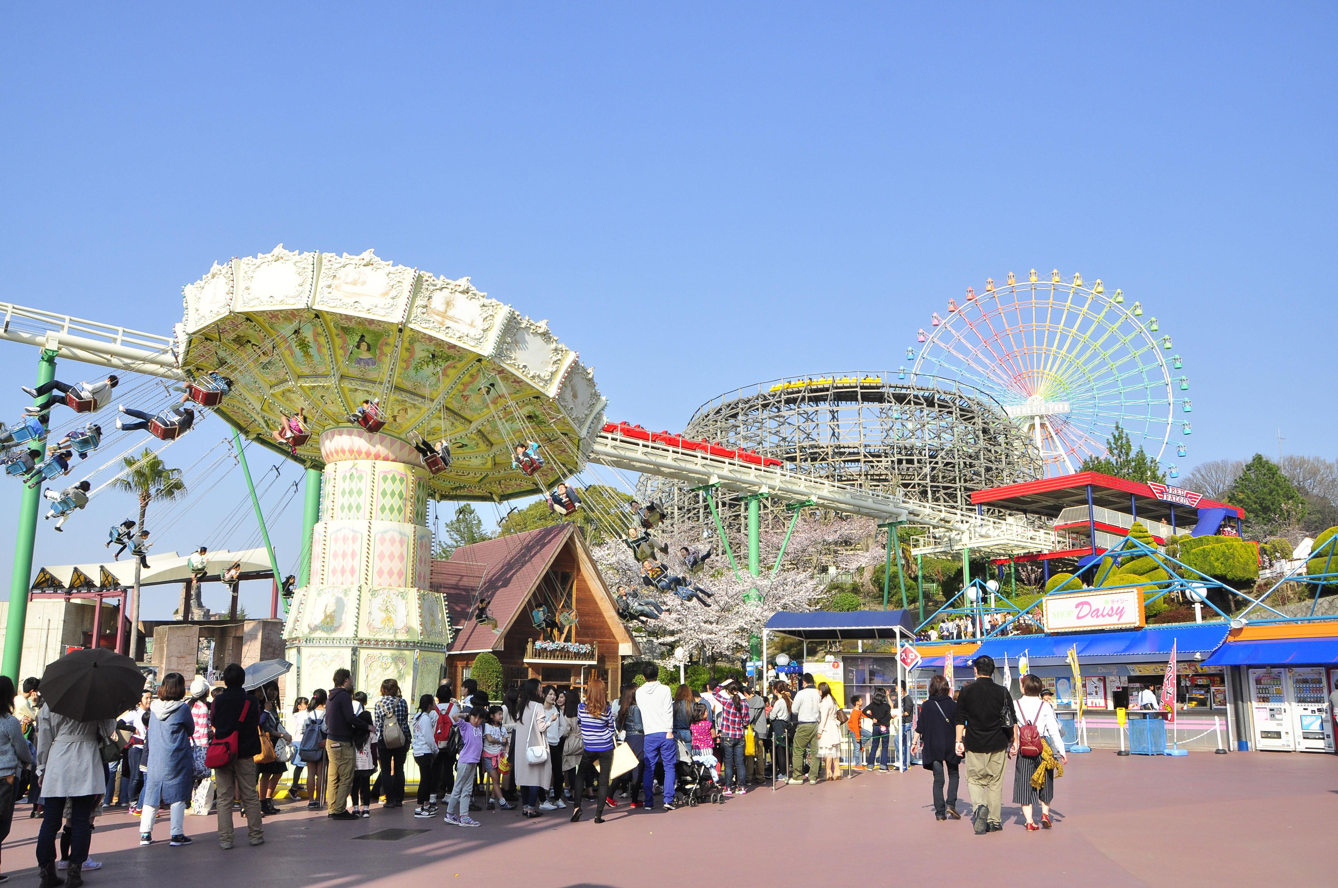 大阪の遊園地まとめ!安い施設・絶叫出来る・子供も楽しめるところは?