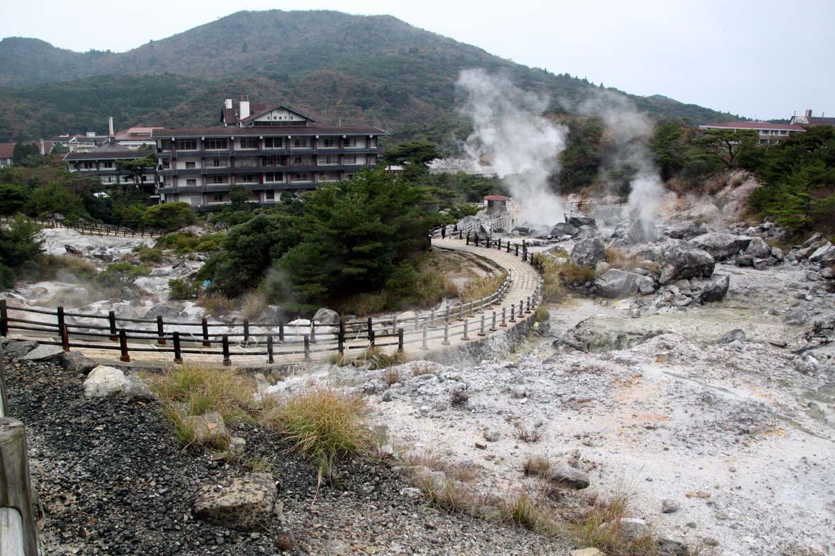 雲仙温泉はホテル宿泊や日帰りで堪能!おすすめをランキングで紹介!