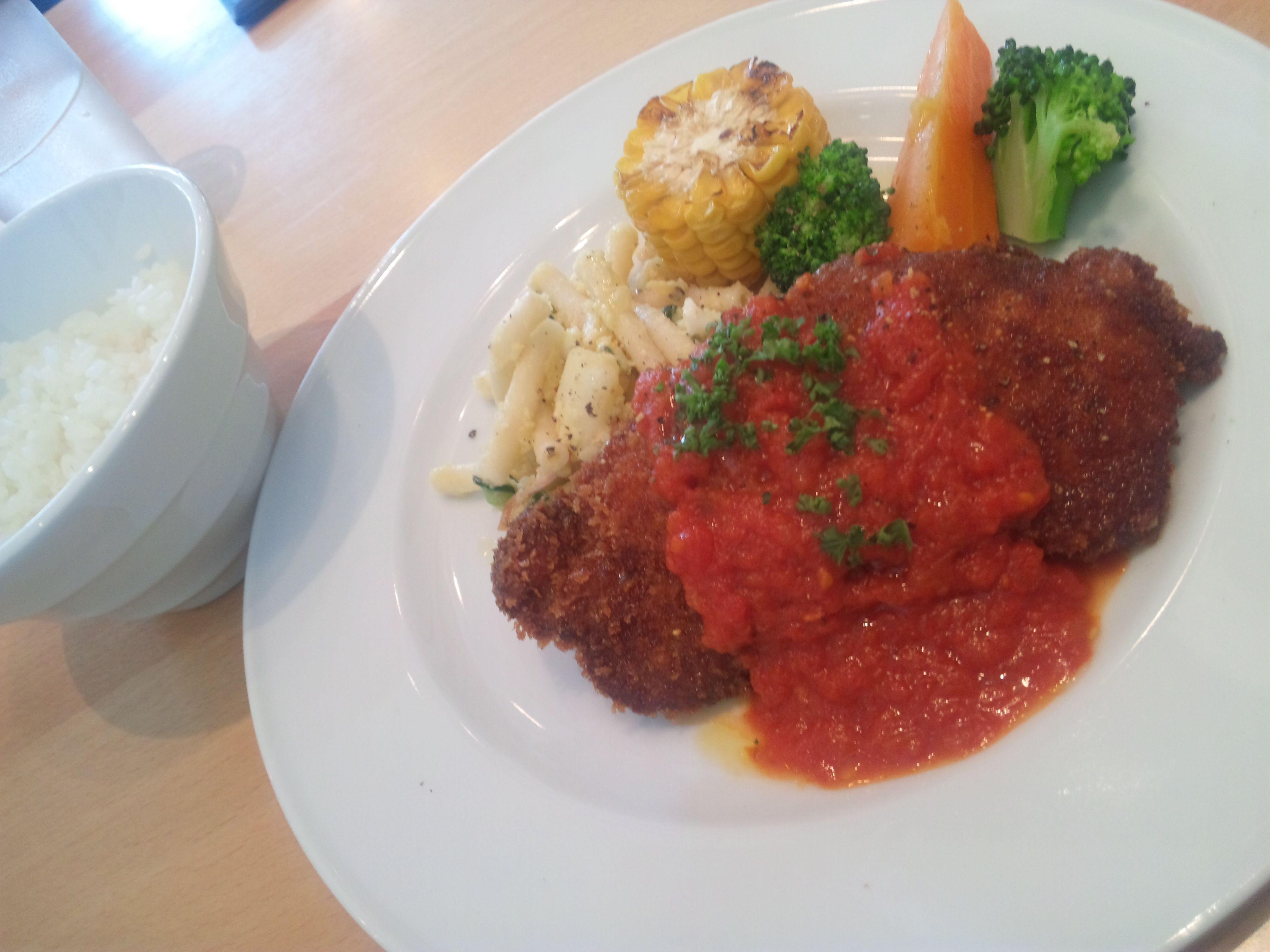 グランフロント大阪のレストランのおすすめランチ!子連れも人気!