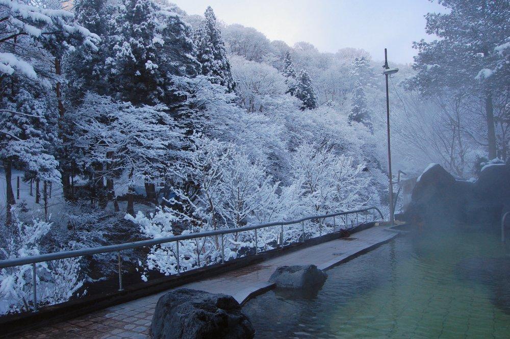 鳴子温泉に行こう!日帰りOKや観光情報やおすすめをご紹介
