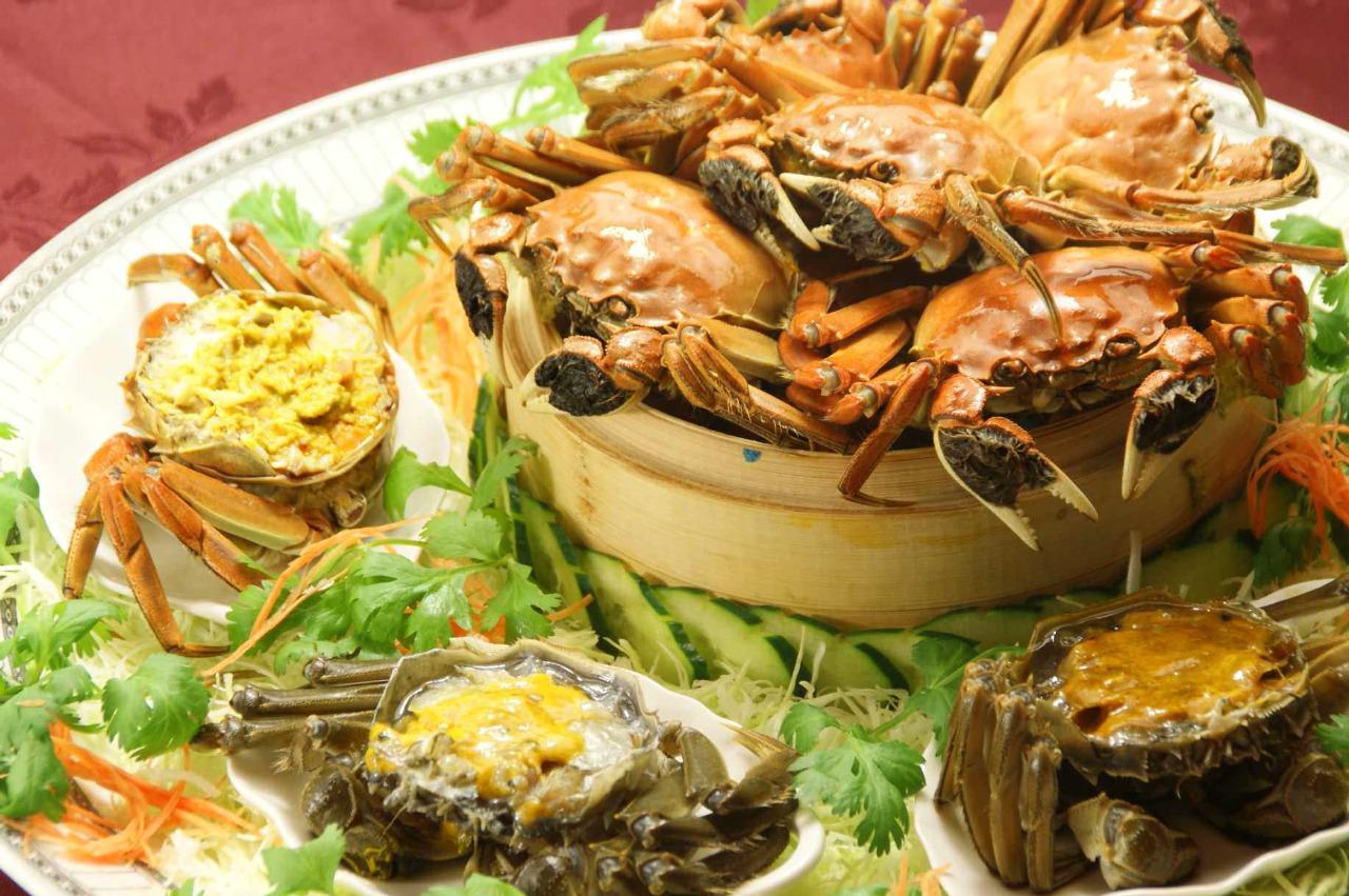 上海蟹のシーズンはいつ?美味しい食べ方や値段・本場の有名店は?