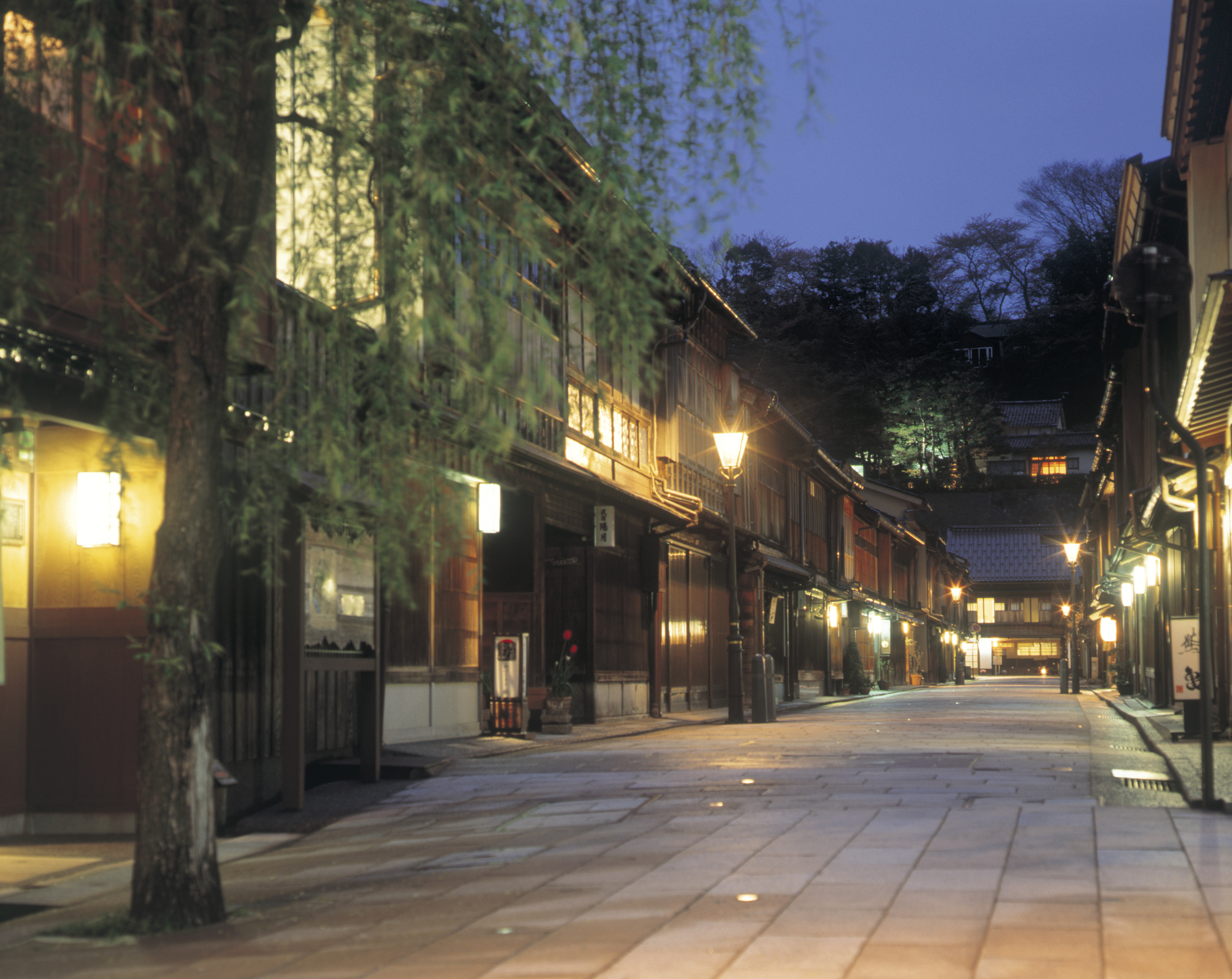 石川県の温泉・温泉宿ランキング21!客室露天風呂付などおすすめは?
