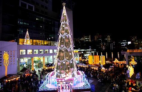 大阪のドイツクリスマスマーケット2017!場所やおすすめの食べ物は?