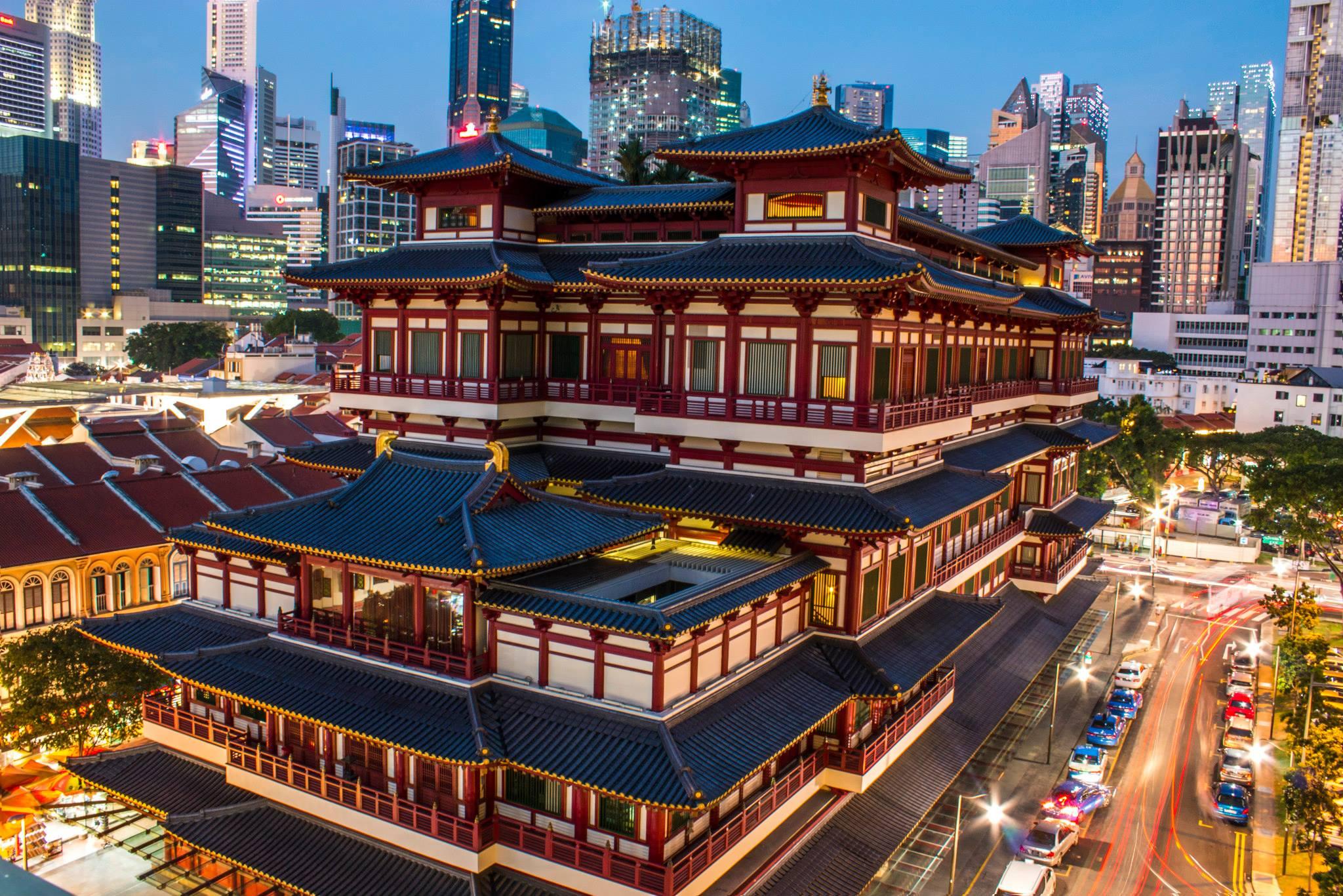 シンガポールのチャイナタウンおすすめのお土産は?観光のポイントをご紹介!