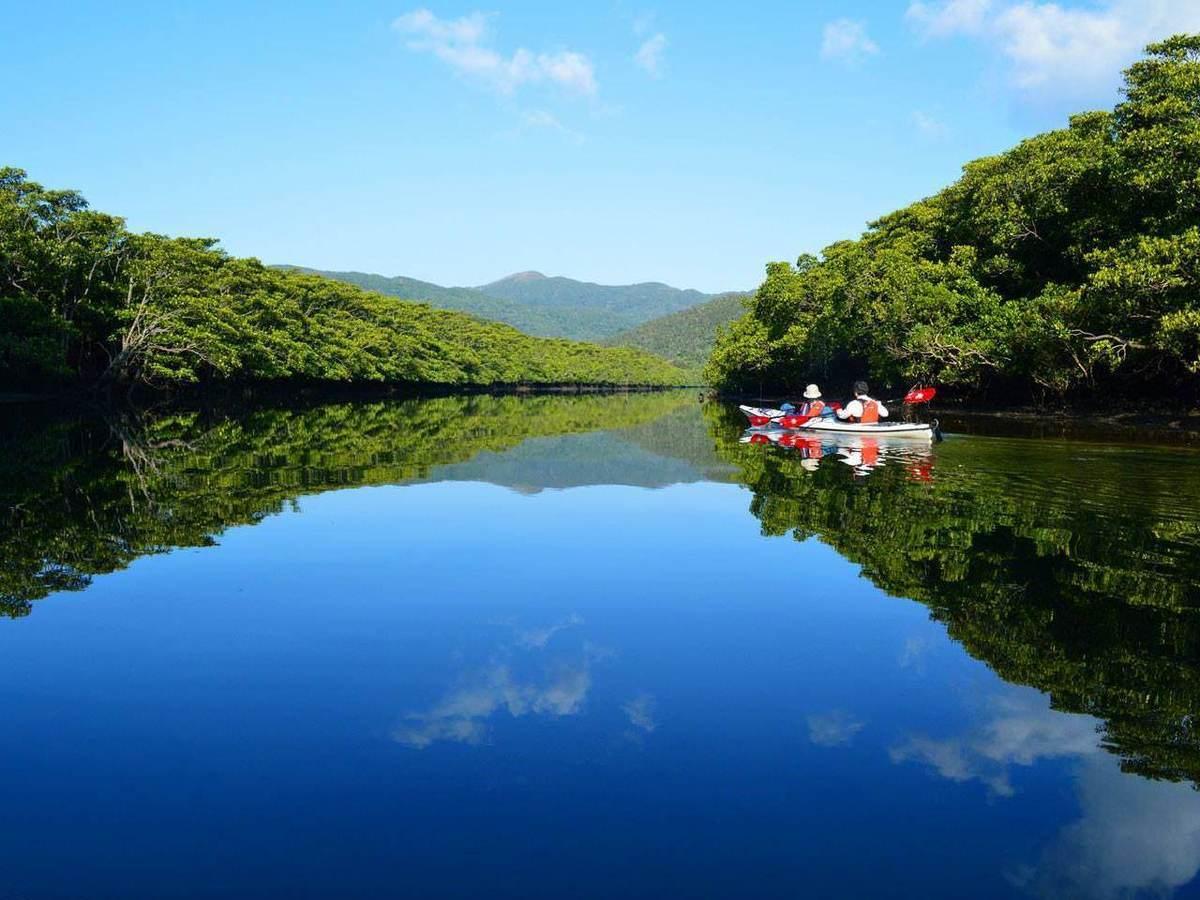 沖縄西表島の観光スポットご紹介!おすすめのモデルコースをご紹介!