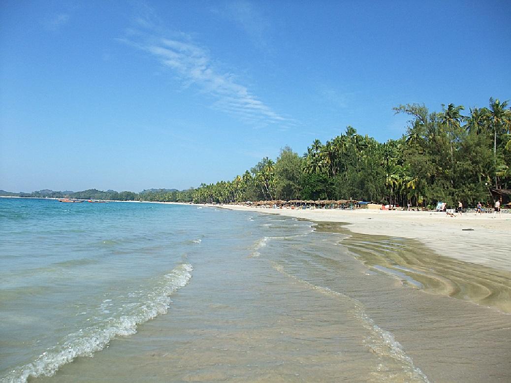 ミャンマーのビーチ・ガパリ!アジアで最も美しいビーチとは?周辺穴場も紹介!