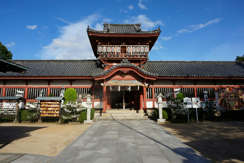 松山の伊佐爾波(いさにわ)神社の見どころ!ご利益は?御朱印も頂ける観光地!