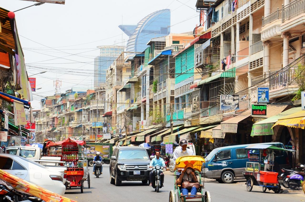 カンボジアの治安は良いのか?旅行者のトラブルや注意点を解説!
