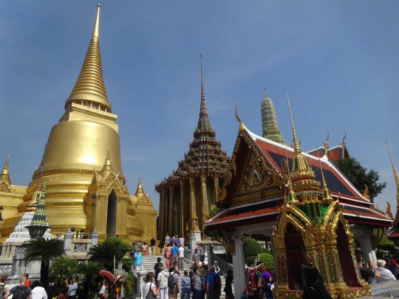バンコクの観光特集!お土産や人気スポットの見どころもご紹介!