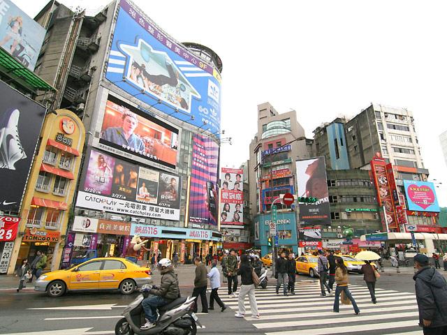 台北西門特集!若者に人気の観光地・ショッピング・グルメなどご紹介