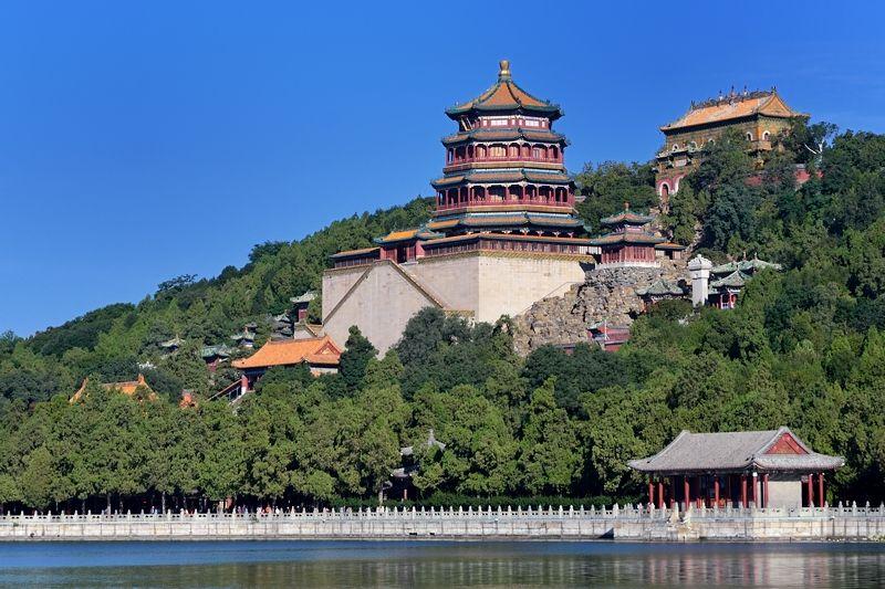 頤和園(北京)の見どころは?入園料・アクセスも!優雅に船で行って見よう!