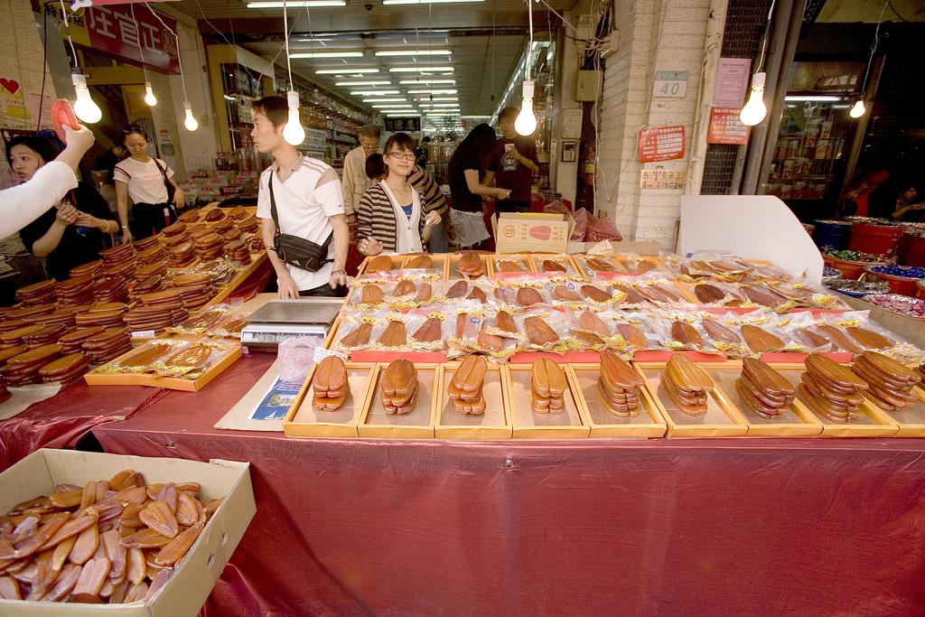 台北迪化街は最古の問屋街!お土産におすすめの商品を一挙ご紹介!