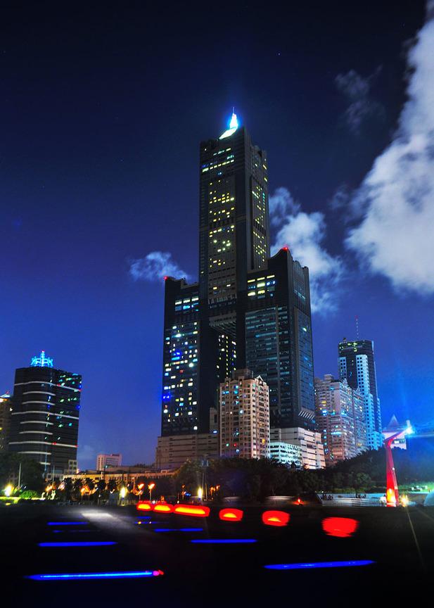 高雄の夜景おすすめスポットを紹介!高雄85ビルからの眺めも最高!