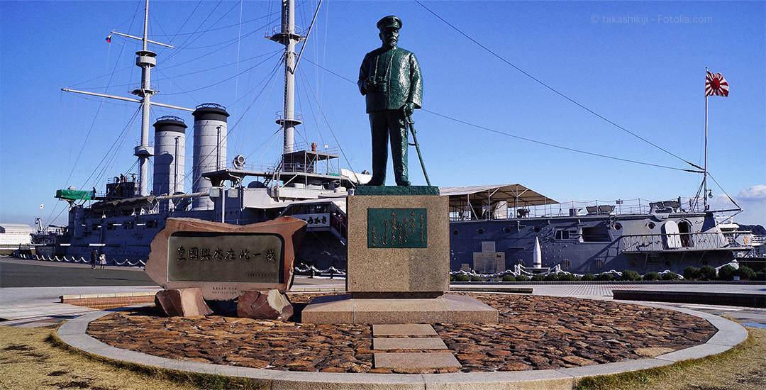 横須賀を観光するならどこ?人気のおすすめスポットを紹介!