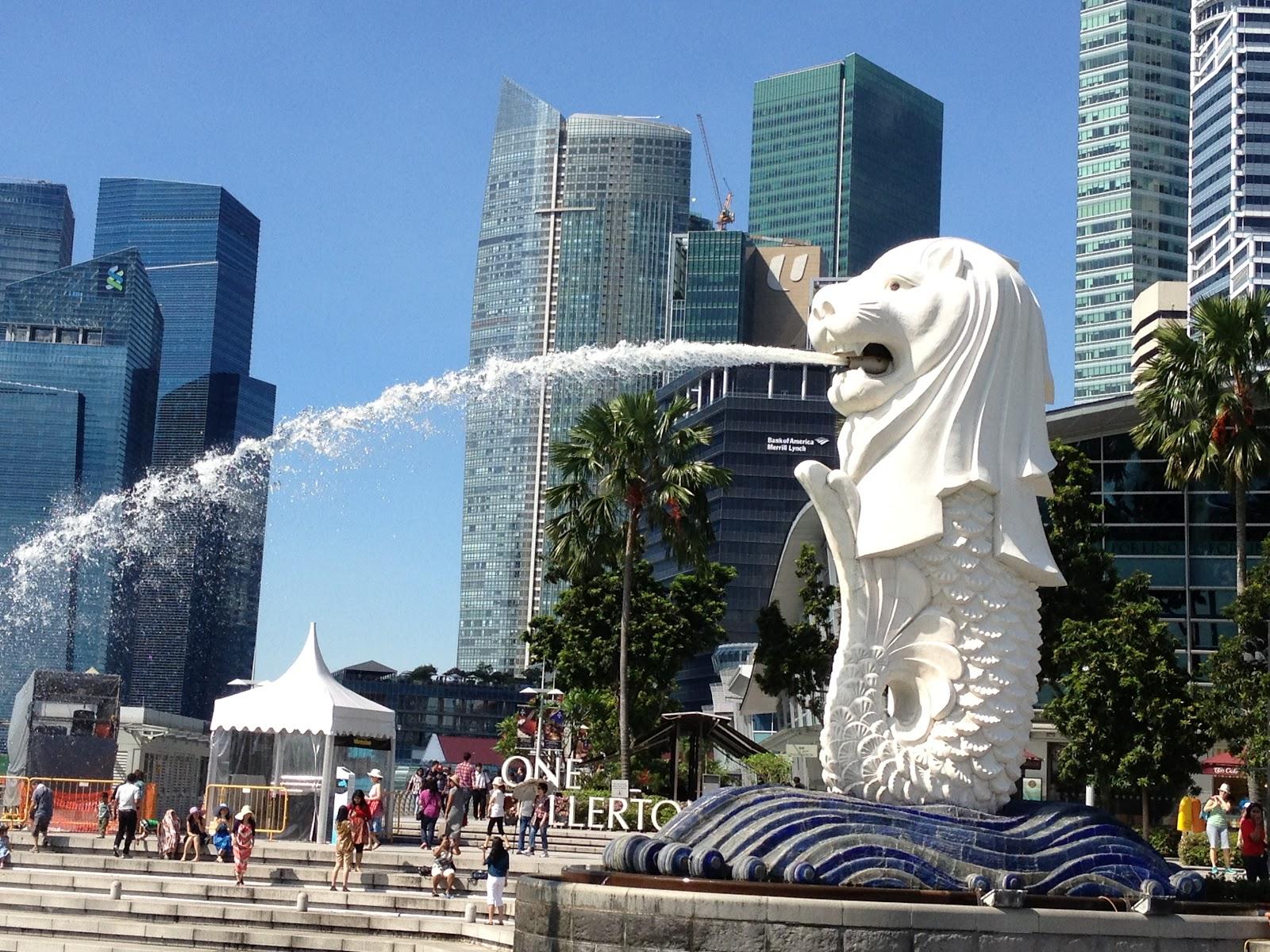 シンガポール・時差はたった1時間!通貨に気候など基本情報や魅力を詳細に解説!