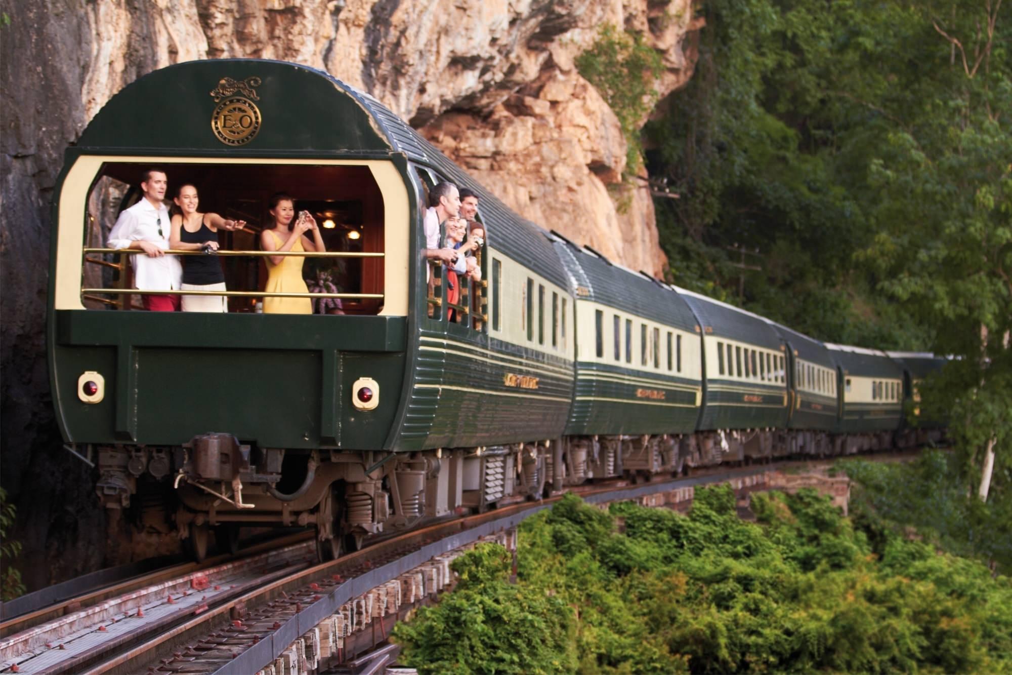 マレー鉄道で沿線の町を観光しよう!路線や料金は?寝台はあり?