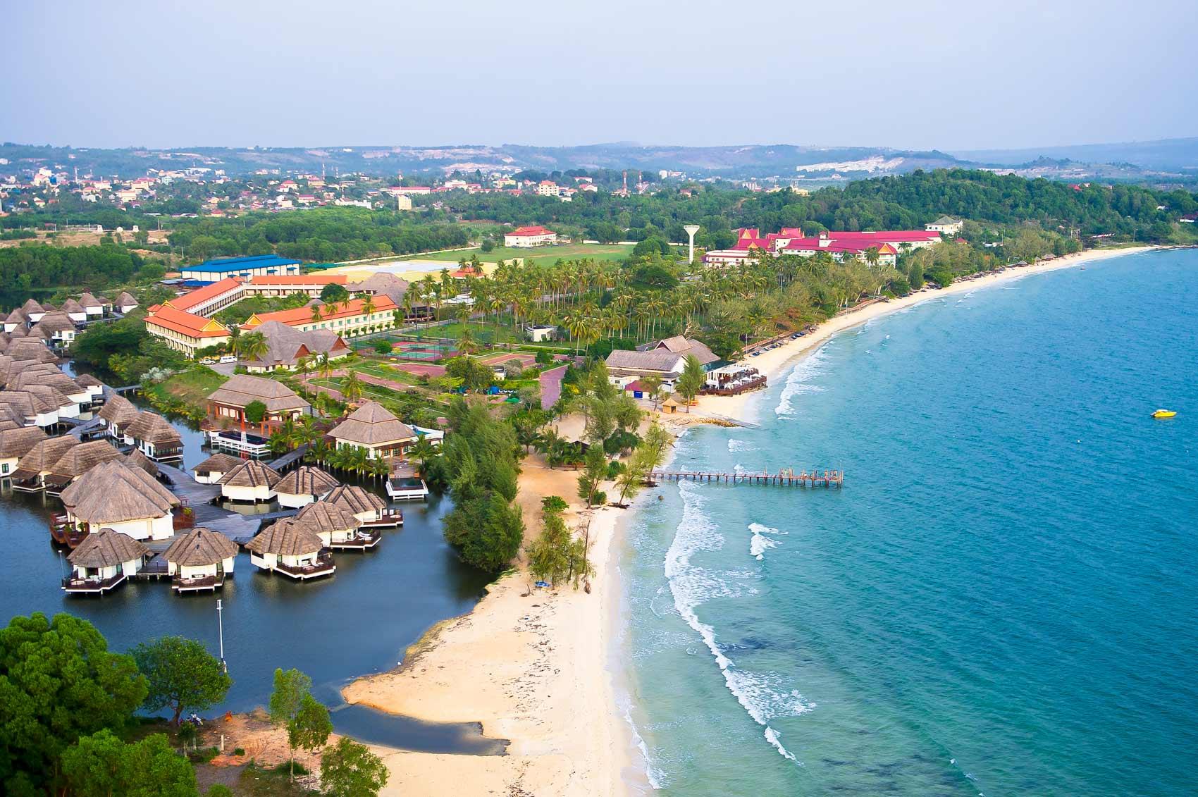 シアヌークビルはカンボジアのビーチリゾート!アクセスやおすすめの過ごし方は?