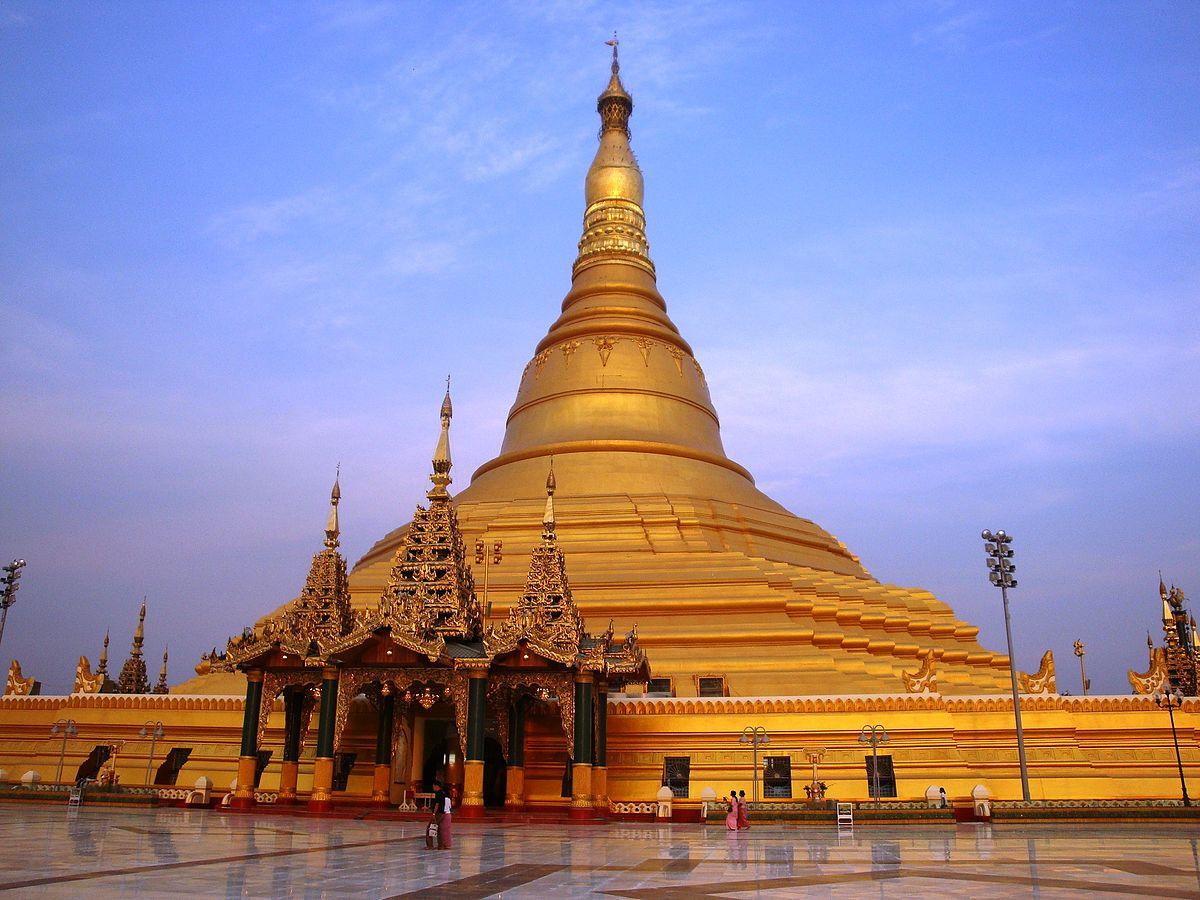 ミャンマー首都・ネピドーって?実はヤンゴンじゃない!新首都はこんなとこ!
