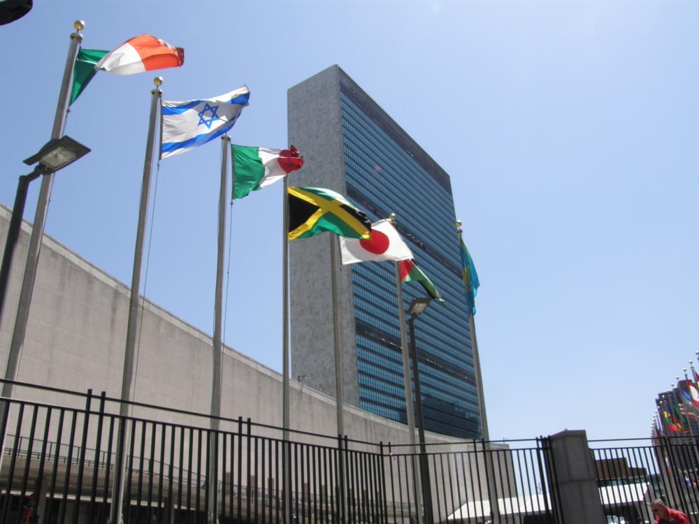 国際連合本部の場所はどこ?レアなお土産があるギフトショップもあり!