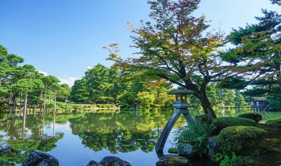 【日本三大庭園】あなたはどれ派?後楽園・偕楽園・兼六園を解説!