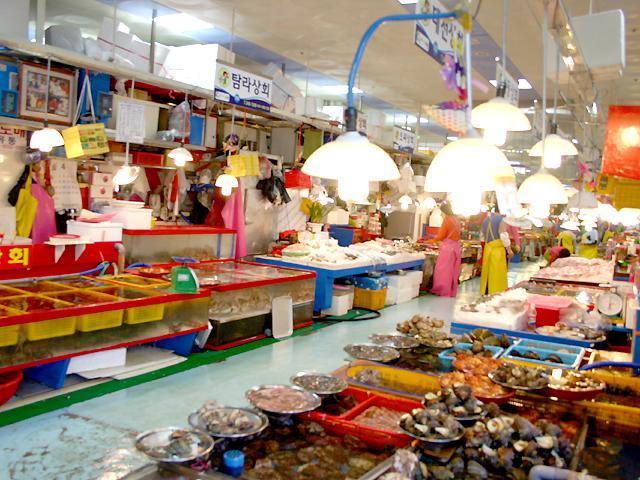 チャガルチ市場は海鮮の宝庫!朝食やランチにも人気でおすすめ!