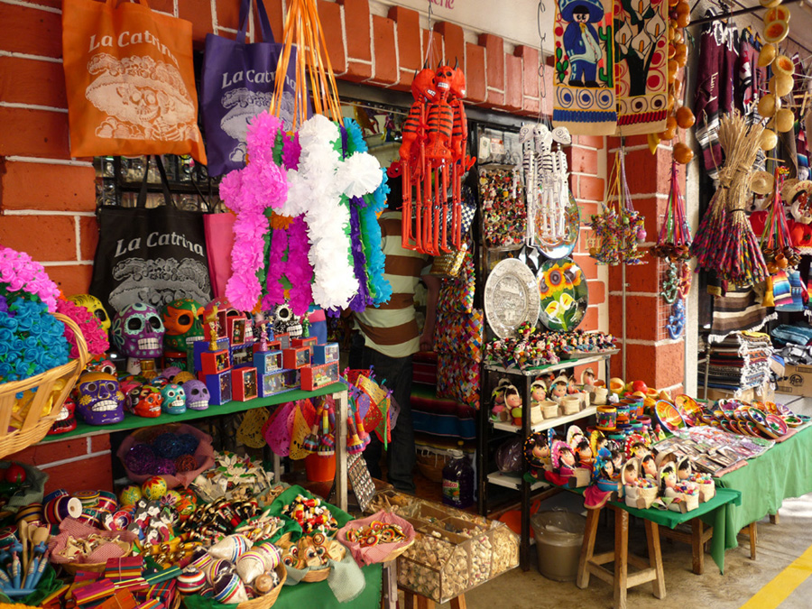 メキシコシティの観光名所を紹介!人気スポットや魅力的な見所が満載!