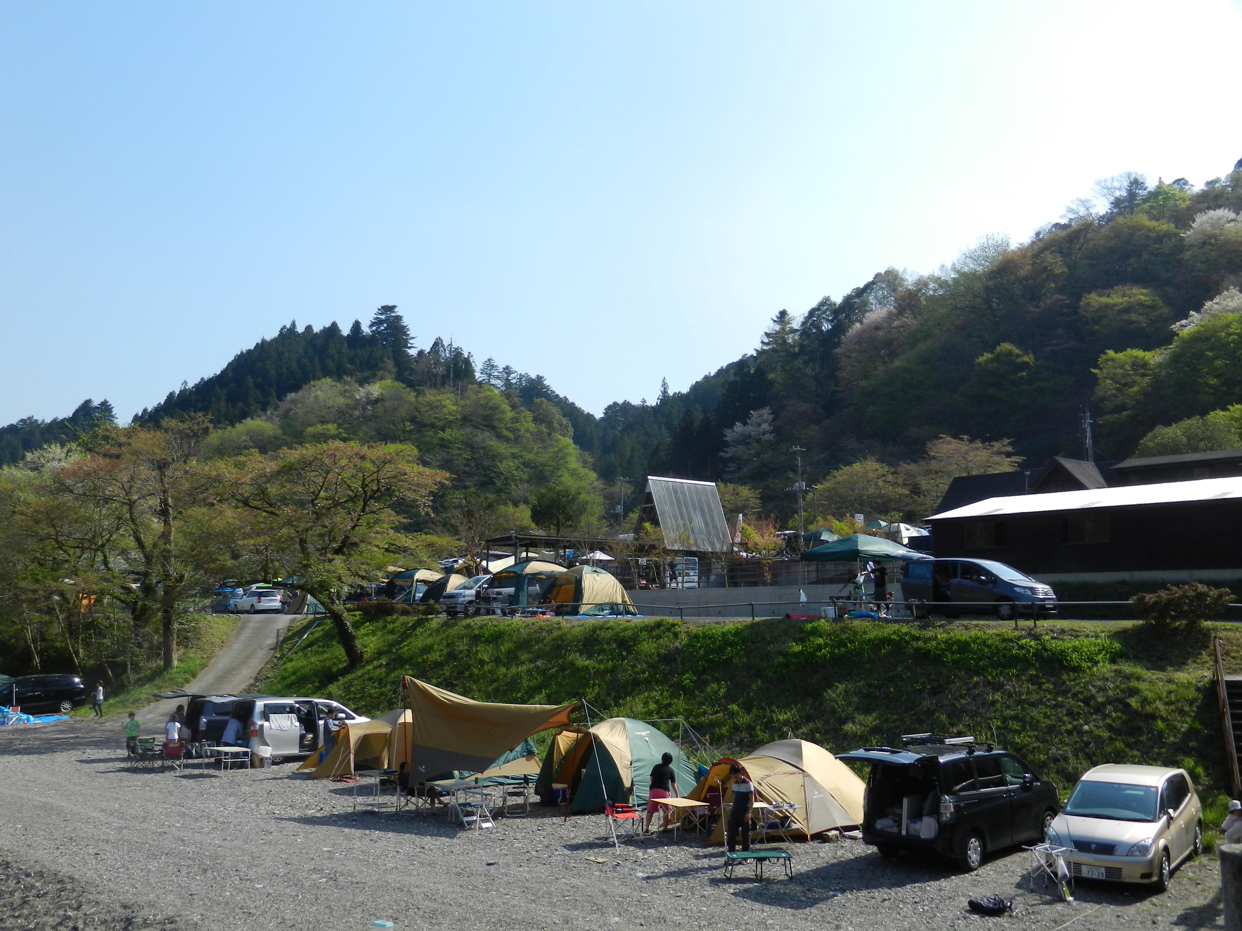 関東おすすめキャンプ場ガイド!手ぶらで気軽に出掛けて川遊びも楽しめる!