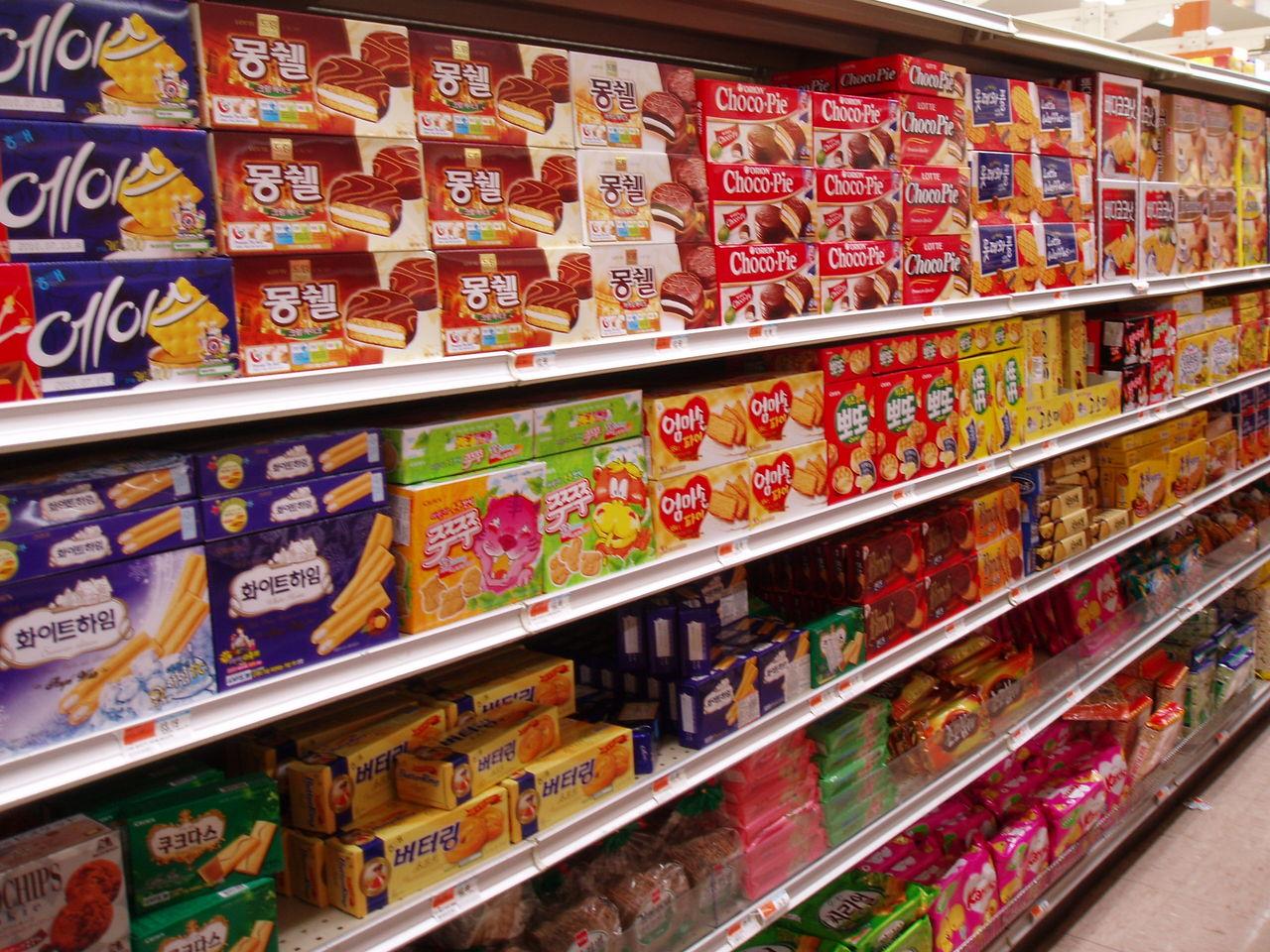 韓国のお土産で人気のお菓子BEST11!かわいいパッケージもあり!