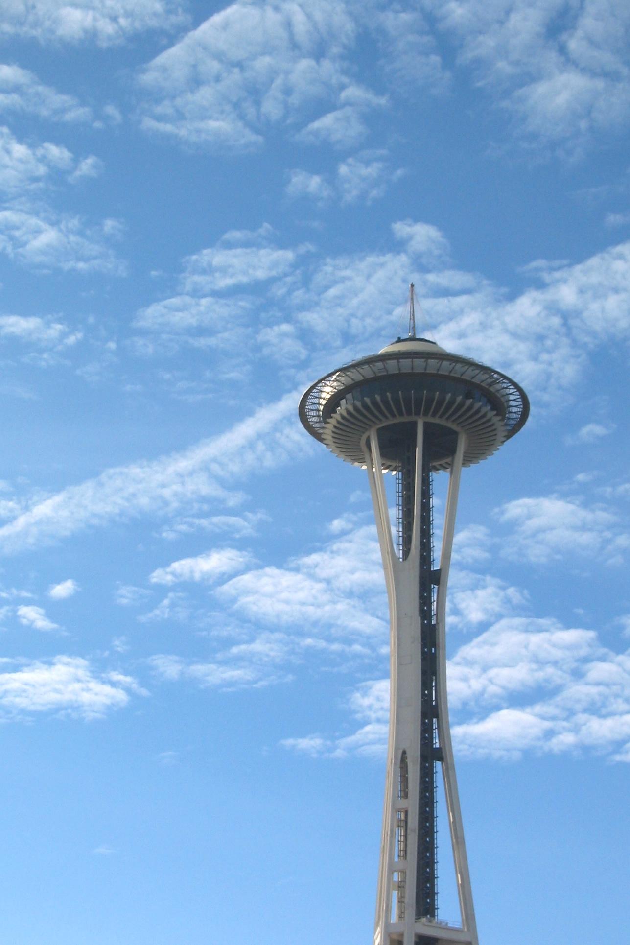 スペースニードルの高さや入場料は?シアトルのシンボル!夜景も綺麗!