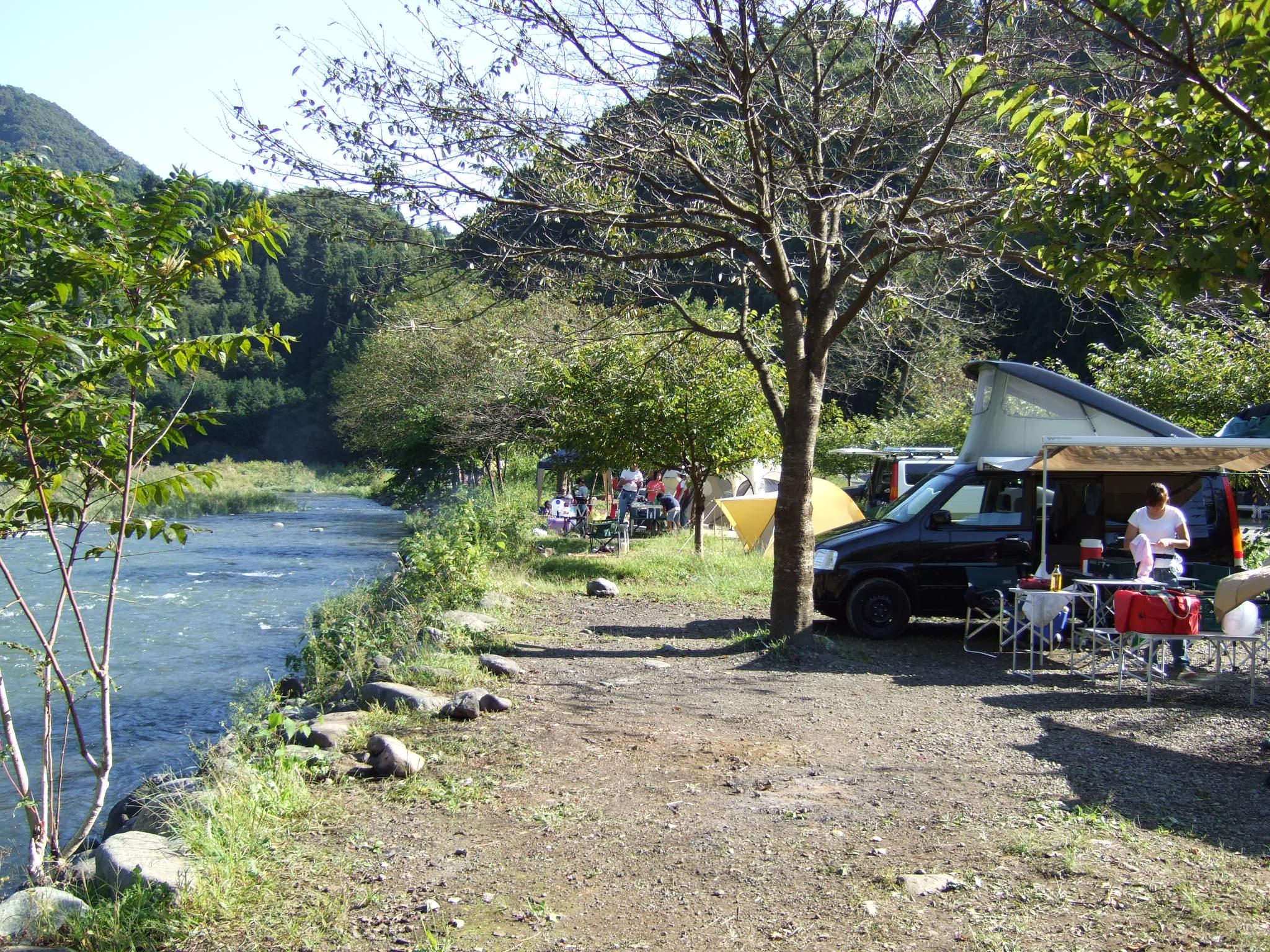 関西で川遊びおすすめスポットは?キャンプやバーベキューも子供と楽しめる!