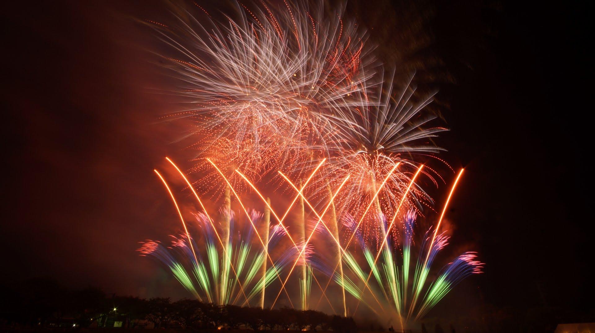 東海の花火大会2017!気になる日程は?おすすめの会場や人が少ない穴場も