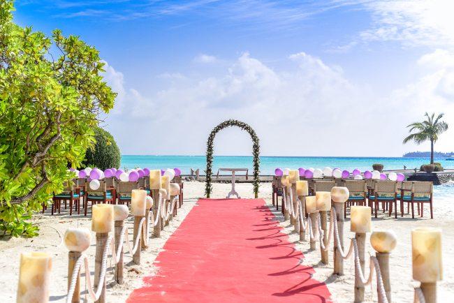 ハワイでの挙式・結婚式が人気!おすすめのシーズンや場所は?