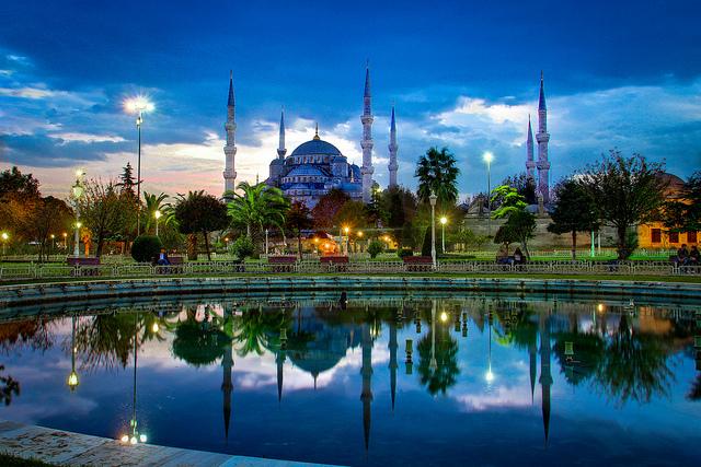 トルコ観光旅行の見どころ!名所や世界遺産!おすすめはアンタルヤ!